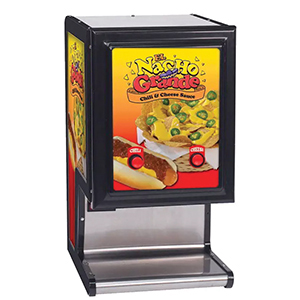 Chili & Cheese Dispenser