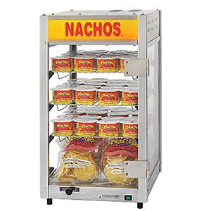 Nacho Portion Pack Machine