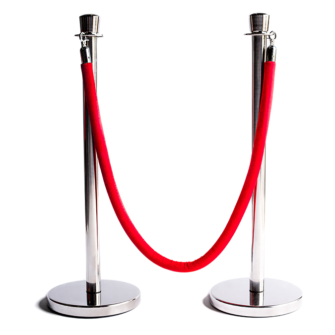 Stainless Steel Stanchions
