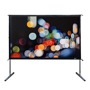 "Yardmaster 135"" Projection Screen"
